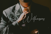 Baltimore // Straight Signature Font example image 15