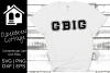 GBig Sorority Family SVG Design example image 1