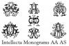 IntellectaMonograms AAAS example image 6