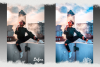 Motion sky presets lightroom mobile pc instagram presets example image 4