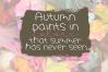 Pumpkin Season - A Cute Handwritten Font example image 5