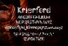 Krierford Font example image 2