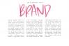 Mink Beach Font & SVG Font example image 12