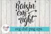 Raisin' 'Em Right Momlife SVG Cutting Files example image 1