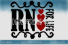 Nurse SVG Mini Bundle by Digital Doodle Pad example image 4