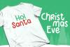 Christmas Tree - Fun Holiday Font example image 3