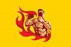 Martial Arts Logo Design example image 3