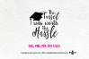 Graduation, The Tassel Was Worth The Hassle / svg ,eps, png example image 2
