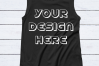 Alternative 4013 Ladies' Cap Sleeve Flat T-Shirt Mockups - 6 example image 2