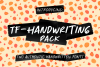 TF-Handwriting Pack example image 1