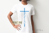 Jesus loves me and you SVG / PNG / EPS / DXF files example image 5