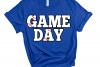 Game Day baseball svg, baseball game day shirt svg, baseball example image 2