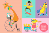 Let's go on wheels example image 6