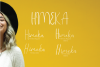 Himeka - A Handwritten Font example image 6