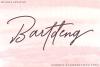 Bartdeng Handwritten Font | NEW example image 15