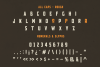 Broscoi - Vintage Font Family - Free font demo link included example image 4