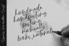 Strings // Handwritten Script Font example image 6