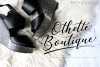 Martinesse - Script Font example image 3