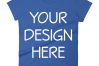 Anvil 880 Ladies Fit T-Shirt Mockups - 17 | PNG|3000x3000px example image 14