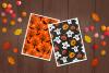 12 Halloween Seamless Patterns example image 6