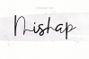 Mishap - A Chic Handwritten Font example image 12