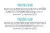 Marimba Font Duo example image 6