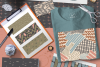 Neutral Hand Drawn Patterns Bundle example image 9