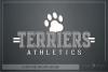 Terrier, Athletics, Sport, Team, Logo, PRINT, CUT, DESIGN example image 5