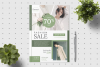 Fashion flyer template example image 8