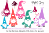 Gnome, Valentines / Christmas designs example image 1