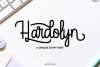 Hardolyn example image 1