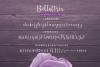 Bellattrix - A Modern Script Font example image 9