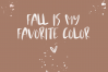 Autumn Collection OTF & SVG Font example image 3
