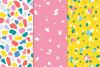 12 Terrazzo Seamless Patterns example image 5