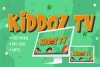 Kids Zone // Layered Font example image 4