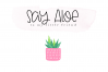 Aloe - A Fun Handwritten Font example image 5
