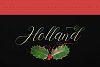 Holland Script example image 6