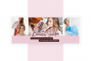 Beauty Service Facebook Cover Template example image 7