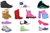 Shoe Clipart example image 2