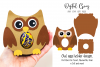 16 Animal egg holder designs - The complete set!!!! example image 8