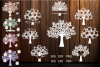 Family Tree SVG, Trees, Tree Cut File, Tree SVG For Cutting example image 1