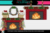 Christmas Fireplaces 2 example image 1