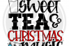 Fueled by Sweet Tea & Christmas Music SVG example image 2