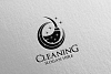 Cleaning Service Vector Logo example image 3