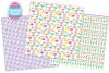 easter digital paper, Easter patterns, easter - P36 example image 3