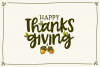 Forever Grateful Font & Doodles example image 5