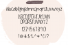 Scarecrow - A Handwritten Font example image 9