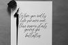 Dream Ink. Textured Script Font example image 4