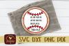 Baseball SVG Bundle example image 11