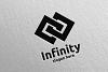 Infinity loop logo Design 6 example image 4